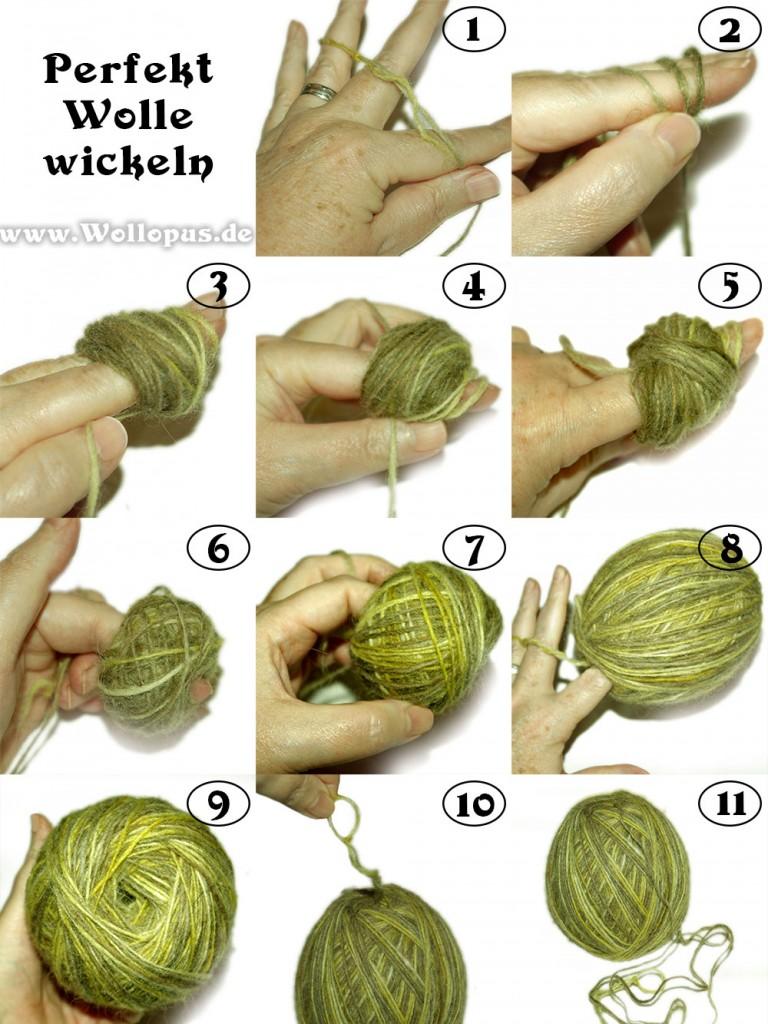 wickeln